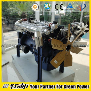 Natural Gas Engine with ECU Control System pictures & photos