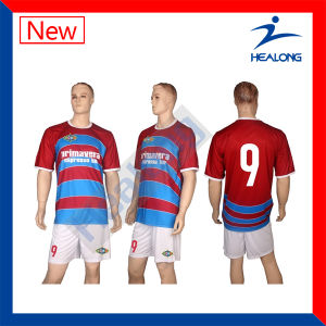 Healong Custom Football Jerseys Soccer Jerseys Football Shirts pictures & photos