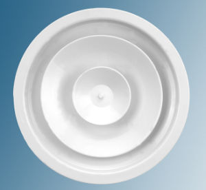 High Ceiling Round Diffuser