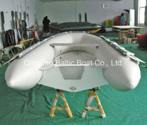 Pontoon Fishing Paddle Rib Boat 270 pictures & photos