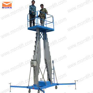 14m Aerial Hydraulic Lift Machine pictures & photos