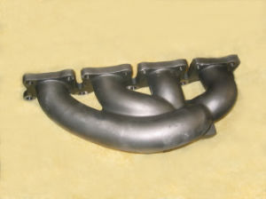 Precision Investment Casting of Ss310 Exhaust Manifold