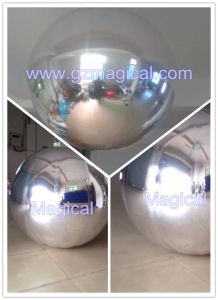 Advertising Inflatable Mirror Ball / Mirrored Balloon pictures & photos