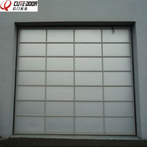 Safe High Performance Insulated Automatic Metal Rapid Roll-up Doors pictures & photos