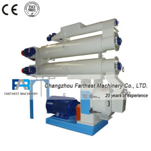 Cost Effective Fish Feed Pellet Pressing Mill pictures & photos