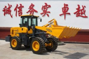 Cost-Effective 1.5cbm Bucket Wheel Loader pictures & photos