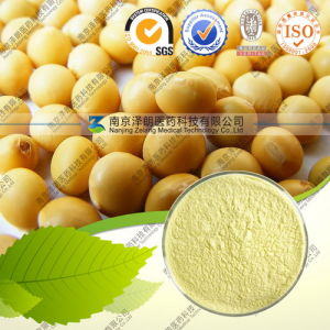 High Quality Pure Natural Glycinemax Extract Glycitin pictures & photos