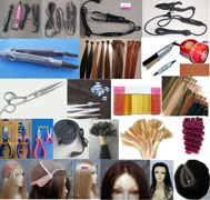 Hotsale Cheap Keratin Pre-Bonded Hair Remy Nail Hair Extensions pictures & photos