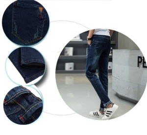 CH8612 Men Skinny Denim Jeans pictures & photos