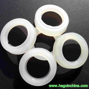 Custom 100% Food Grade Silicone Rubber Seal Ring pictures & photos