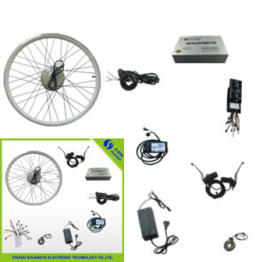 CE Approval! ! Electric Bicycle Coversion Kit with LCD Display pictures & photos