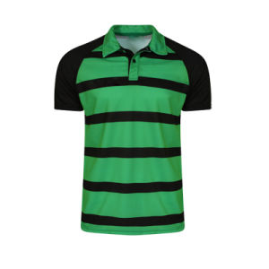 Sublimation Printed Polo Shirt for Men pictures & photos