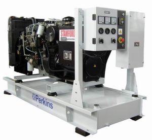 Lovol Silent Diesel Gensets (30-500GF-LDE)