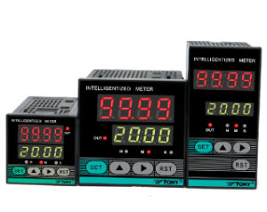 Industrial Timer Relay with LED Display (HP-W)