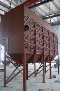 Filter Cartridge Dust Collector (AR-CH4-80)