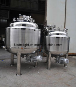 Sanitary Stainless Steel Magnetic Mixing Tank pictures & photos