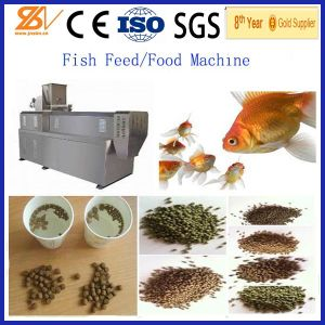 Factory Direct Supplier Fish Feed Machine/Extruder/Processing Line pictures & photos