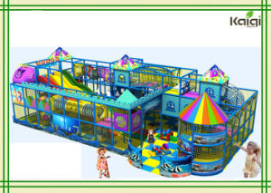 Kaiqi Candy Theme Indoor Playground for Sale/Indoor Playground /Kids Soft Play Indoor Playground pictures & photos