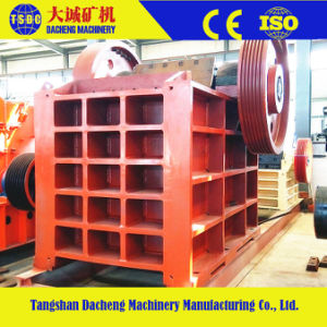 High Quality Hot Sales Stone&Rock Jaw Crusher pictures & photos