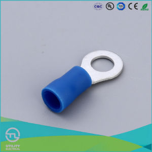 Utl RV Series Ring Type Pre-Insulating Cable Lug pictures & photos