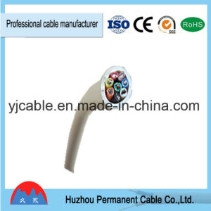 450/750 Flexible Copper Conductor Control Cable Kvv 12X0.75mm2 pictures & photos