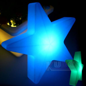 High Brightness Low Power Consumption LED Decoration Cute Star Lighting pictures & photos