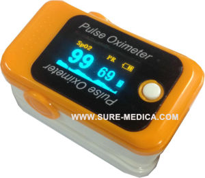 Promote New Good Quality Fingertip Pulse Oximeter (CE, FDA Approved) pictures & photos