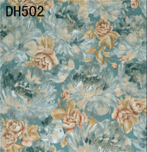 Fashion Deep Embossed Vinyl Wall Paper (60303) pictures & photos