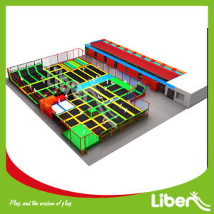 Import China Products Customized Indoor Trampoline pictures & photos