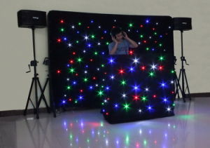 Innovative DJ LED Disco Club Vision Curtain for Bar