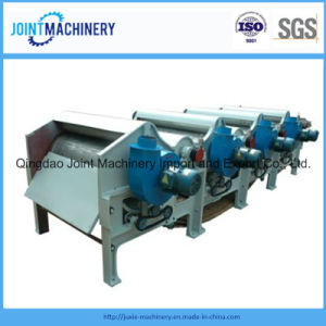 Cotton Fabric Waste Recycling Machine Line pictures & photos