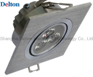 3W Flexible Square LED Ceiling Light (DT-TH-3H) pictures & photos