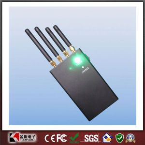 Europe American 2W 4 Band WiFi + Cell Phone Signal Jammer pictures & photos