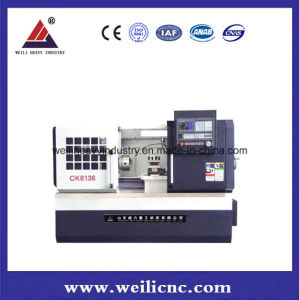 China Hot Sale Weili Heavy Industry Ck6136 CNC Turning Center pictures & photos