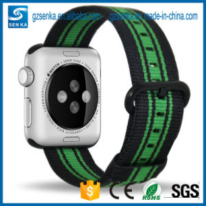 Fashion Luxury Strap Band Original Nylon Watchband for Apple Watch pictures & photos