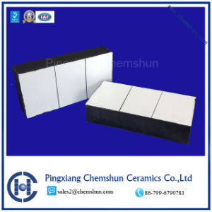 Alumina Ceramic Rubber Liner for Wear Protection Solution pictures & photos