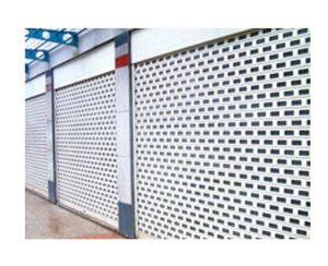 Grill Rolling Shutters, Roller Grill Shutter pictures & photos
