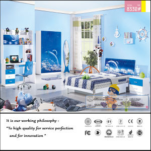 2015 New Design for Kids Furniture in Bedroom pictures & photos
