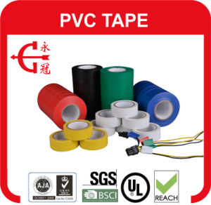 Flame Retardant PVC Tape for Electric Insulation pictures & photos