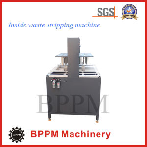 Inside Waste Semi-Automatic Stripping Machine Striper pictures & photos