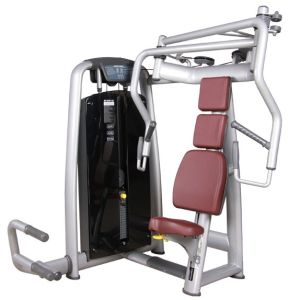 Impulse Seated Chest Press/ Hot Sale Gym Machines/ Commercial Luxury for Gyms pictures & photos
