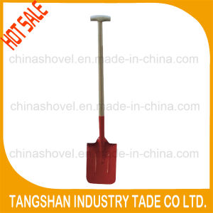 Farm Tool T Wood Handle Steel Spade pictures & photos