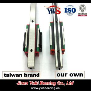 Sliding Rail System Linear Motion Guide Hgr15 Linear Bearing with Hgw15 HGH15 Linear Block pictures & photos