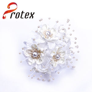 Wholesale White Handmade Wedding Decoration Artificial Flower pictures & photos