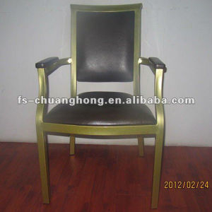 Strong and Durable Arm Hotel Chairs (YC-D110) pictures & photos