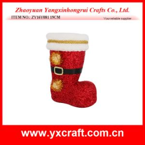 Christmas Decoration (ZY16Y244-1-2) Boot for Christmas Day pictures & photos