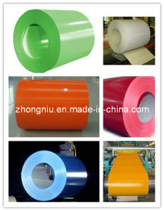 Prepainted Galvalume Steel Sheet in Roll, PPGL pictures & photos