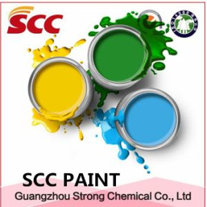Good Resistance 2k Solid Auto Refinish Car Paint Coating pictures & photos