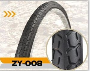 Top Quality All Black Bicycle Tyre