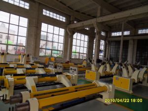 M7 Series Electric Shaftless Mill Roll Stand pictures & photos